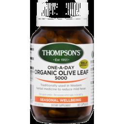 Photo of Olive Leaf 5000mg 60cap