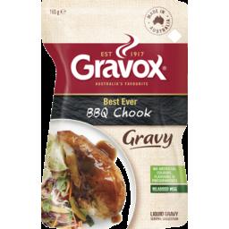 Photo of Gravox Our Best Ever BBQ Chook Gravy  165g