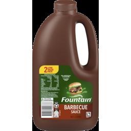 Photo of Fount BBQ Sauce 2lt