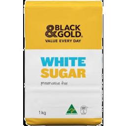 Photo of Black & Gold White Sugar 1kg
