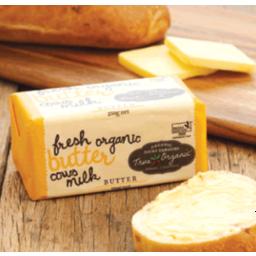 Photo of True Organic Salted Butter 250g