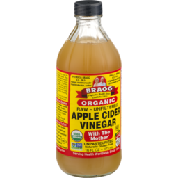 Photo of Bragg Organic Apple Cider Vinegar 473ml