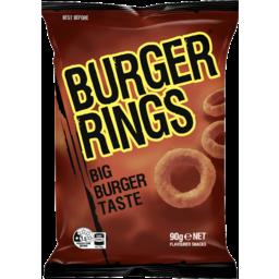 Photo of Burger Rings 90g