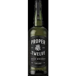Photo of Poper No. Twelve Irish Whiskey