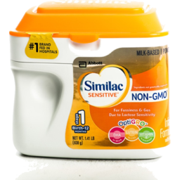 Photo of Similac Sensitive Optiogro Infant Formula With Iron Stage 1
