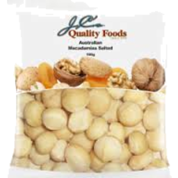 Photo of JC's Macadamias Salted 100g