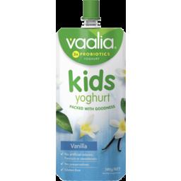 Photo of Vaalia Kids Yoghurt Vanilla 140gm