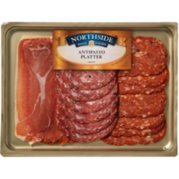 Photo of North Side Fine Foods Antipasto Platter 240g