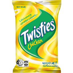 Photo of Twisties Chicken 45g