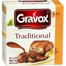 Photo of Gravox Traditional 200gm