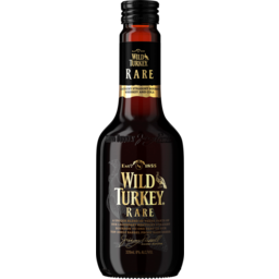 Photo of Wild Turkey Rare Breed & Cola Bottles