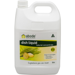 Photo of Bulk Dish Washing Liquid Ginger & Lemon
