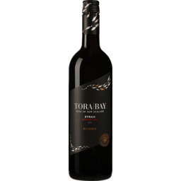 Photo of Tora Bay Reserve Syrah 750ml