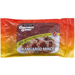 Photo of Macro Meats Gourmet Game 98% Fat Free Kangaroo Mince 1kg