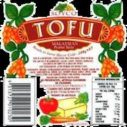 Photo of Soyco - Tofu - Malaysian Style - 200g