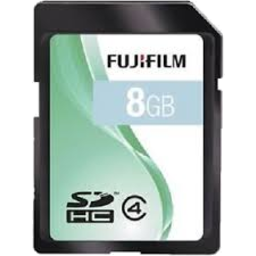 Photo of Fujifilm Sdhc 8gb Card