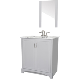 Photo of Sheffield Home Bathroom Vanity With Mirror