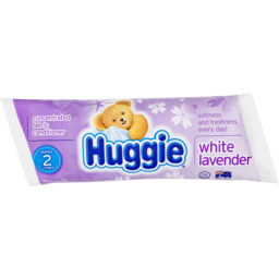 Photo of Huggie Concentrate Fabric Conditioner White Lavender 250ml