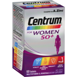 Photo of Centrum For Women 50+ 60x