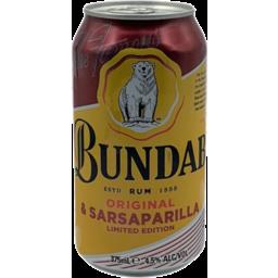 Photo of Bundaberg Up & Sarsaparilla Can