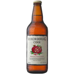 Photo of Rekorderlig Premium Pomegranite Cider Bottles