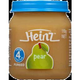 Photo of Heinz Fruity Pears 110g