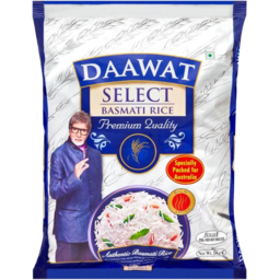 Photo of Daawat Rice - Select 5kg