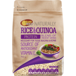 Photo of Sunrice Rice & Quinoa 750g