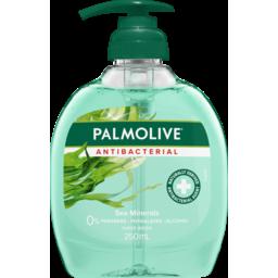 Photo of Palmolive Naturals Liquid Hand Soap Sea Minerals Pump 250ml