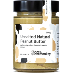 Photo of 99th Monkey Peanut Butter - Unsalted