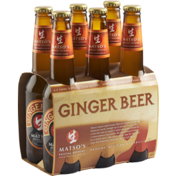 Photo of Matso's Ginger Beer Stubbies