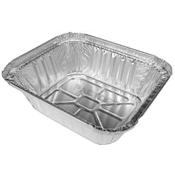 Photo of 1lb Oblong Foil Baking Container