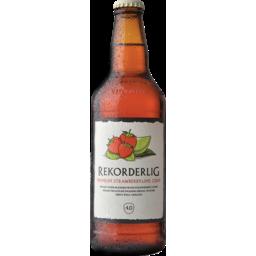 Photo of Rekorderlig Premium Strawberry & Lime Cider 500ml