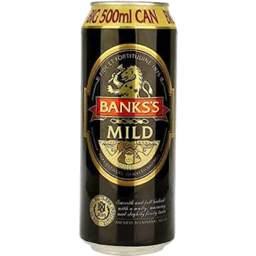 Photo of Banks Mild 500ml