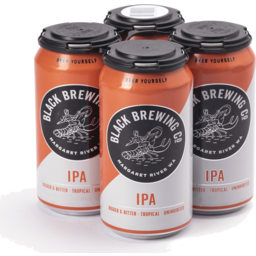 Photo of Black Brewing IPA Can