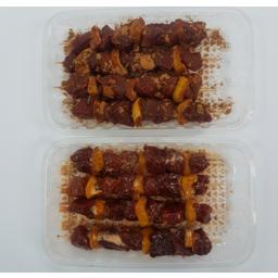 Photo of Prime Nz Lamb Kebabs