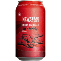 Photo of Newstead India Pale Ale Cans