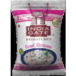 Photo of India Gate Feast Rozana Rice 5kg