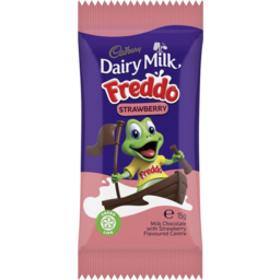 Photo of Cadbury Dairy Milk Strawberry Pond Freddo 15gm