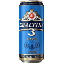 Photo of Baltika 3 Can 1L