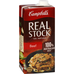 Photo of Campbell's Real Stock Beef 1L