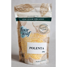 Photo of Four Leaf Polenta 300g