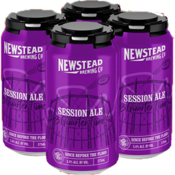 Photo of Newstead 3 Quarter Time Session Ale Can