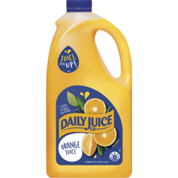 Photo of Daily Juice Orange 2l