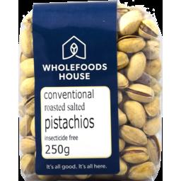 Photo of Wholefoods House Pistachio Rst Salt 250g