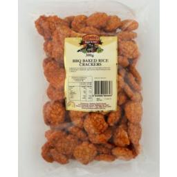 Photo of Yummy Rice Crackers BBQ 300gm