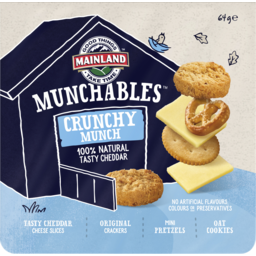 Photo of Mainland Munchables Crunchy Munch 64 G