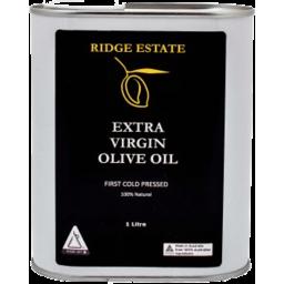 Photo of Ridge Estate Extra Virgin Olive Oil 1Lt