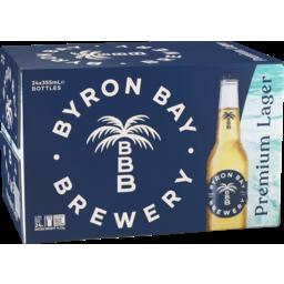 Photo of Byron Bay Premium Lager Stubbie Case
