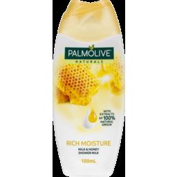 Photo of Palmolive Naturals Moisturising Shower Milk Milk & Honey Rich Moisture 100ml